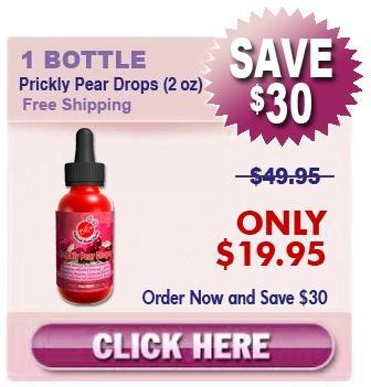Order 1 Bottle Prickly Pear Drops (2 oz)